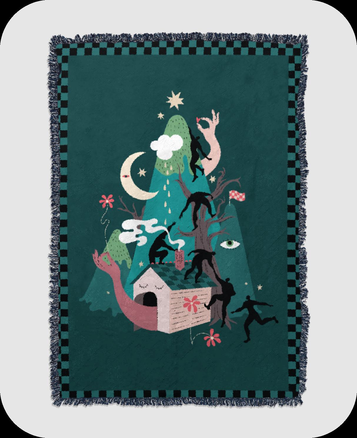 Oscar Tapestry